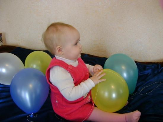 отметить первый день рождения ребенка