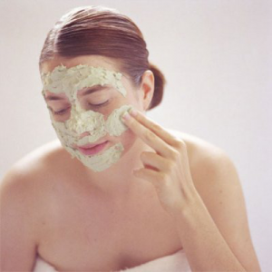 маска для лица из яблок и гречки