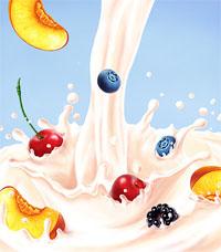 Польза йогурта, Будь здорова, мама!