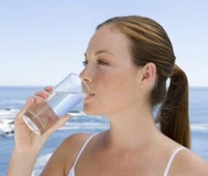вода для кормящей