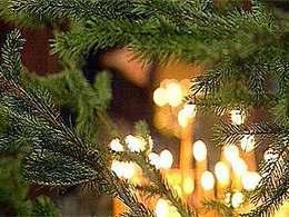 рождественский пост питание