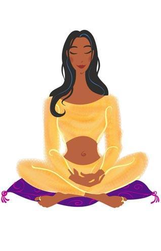 йога для мамы