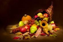 как питаться осенью
