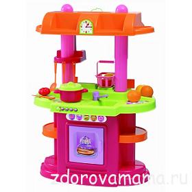 Ассортимент детских игрушек