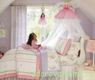Выбор кровати в детскую комнату