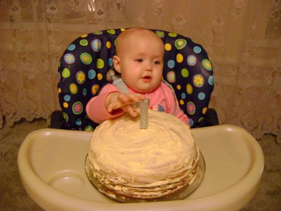 как отметить первый день рождения