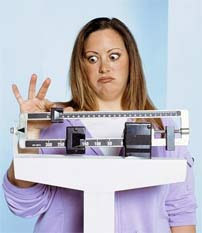 как похудеть маме
