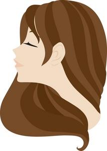 Сухие волосы станут красивыми