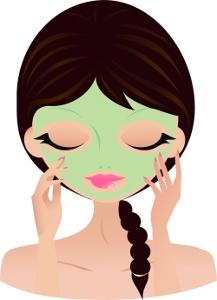 Домашние маски для жирной кожи