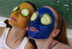 как делать маски для лица