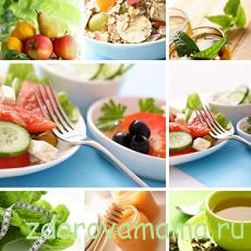Правильное питание или диета