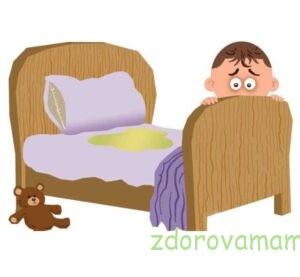 Детский ночной энурез